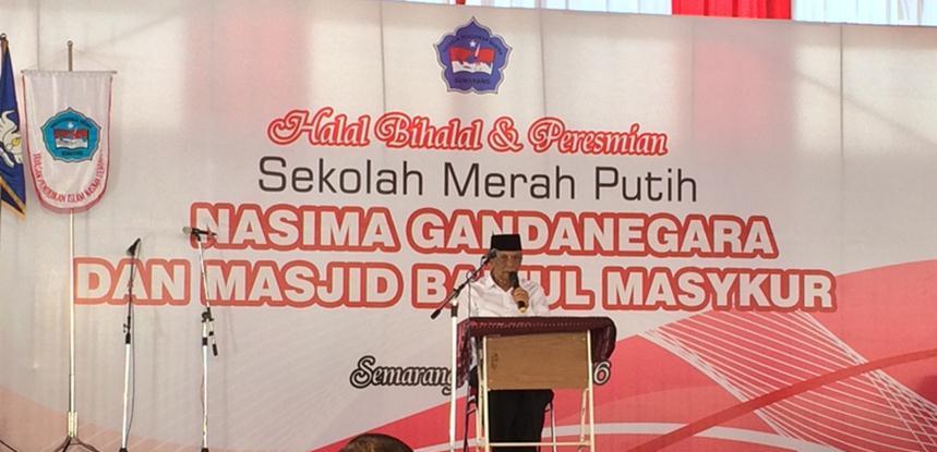 Kunker AHM Semarang