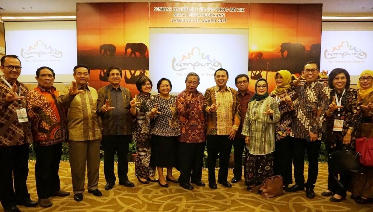 [Pak Arfan] Berita Warta Wantimpres - Seminar ISEI 2017 - Lampung